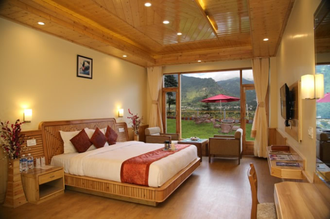 Garden Luxury Room